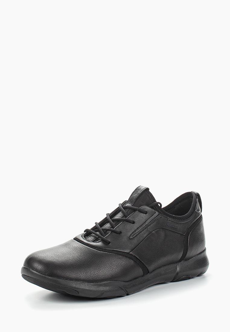 Кроссовки Geox - цвет: черный, Китай, GE347AMADFS3  - купить со скидкой