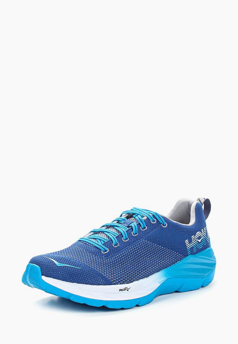 Кроссовки Hoka One - цвет: синий, Вьетнам, HO015AMAOFH1  - купить со скидкой