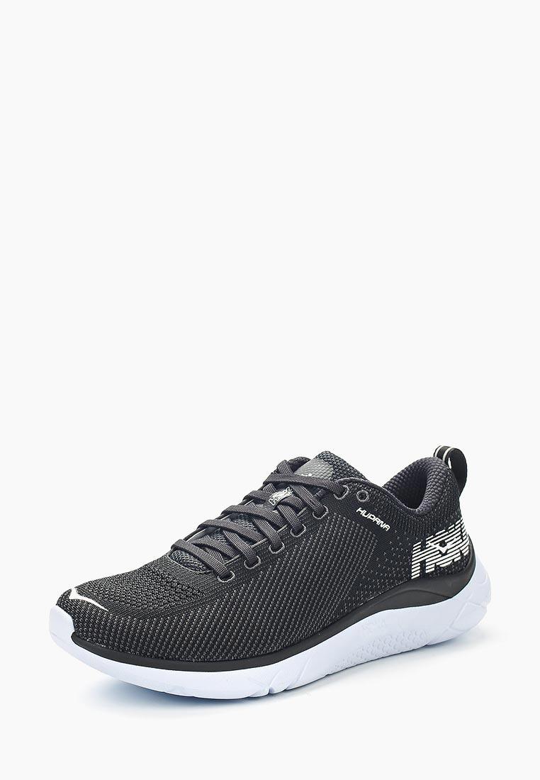 Купить Кроссовки Hoka One - цвет: черный, Вьетнам, HO015AWYNY27