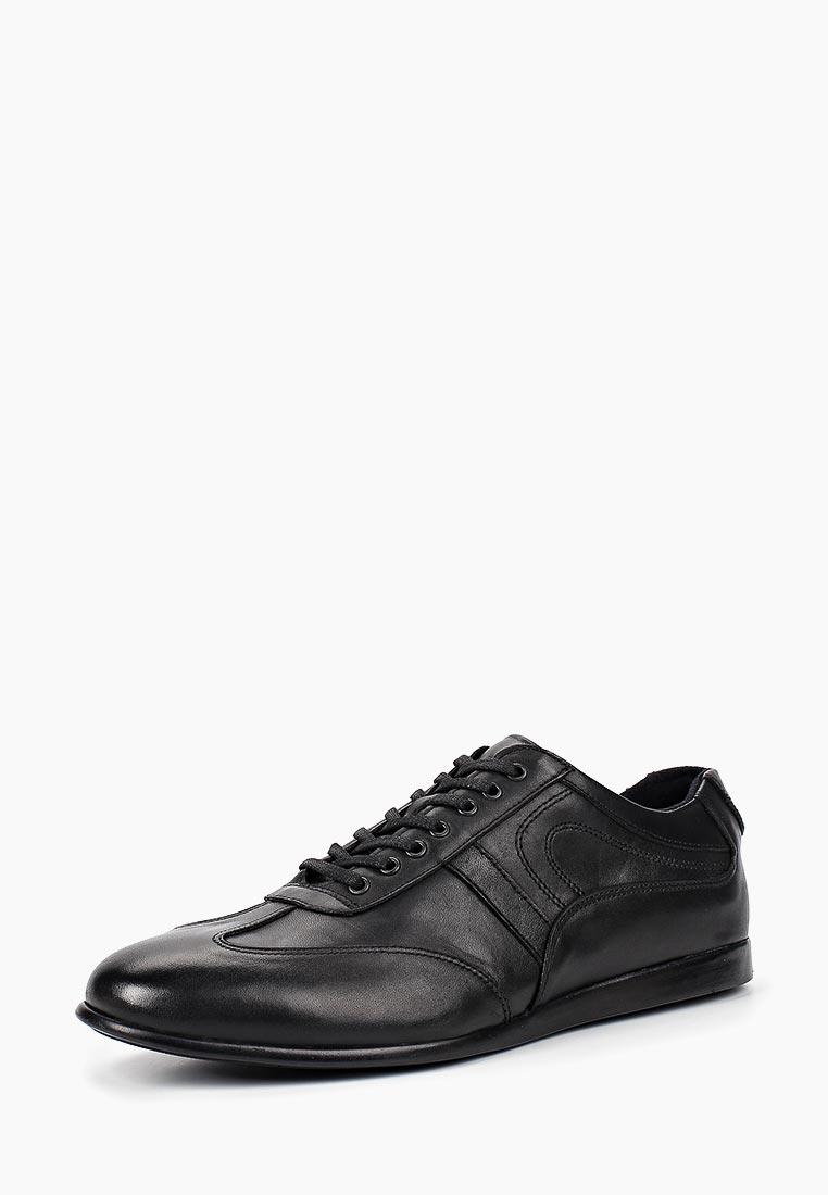 Кроссовки Alessio Nesca - цвет: черный, Турция, MP002XM23QMY  - купить со скидкой