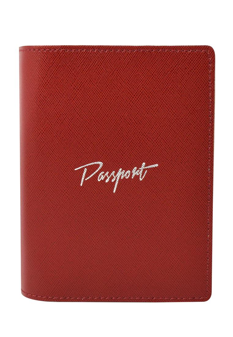 Купить Обложка для паспорта BB1 - цвет: красный, Россия, MP002XW18ZDP
