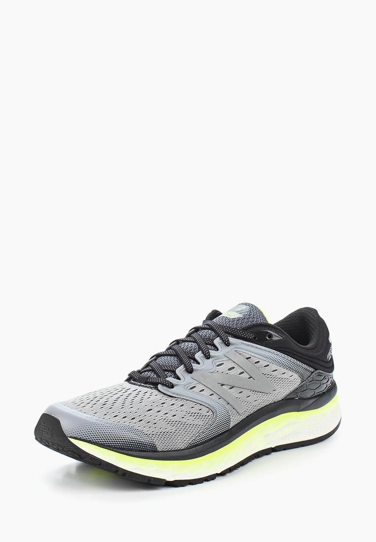 Кроссовки New Balance - цвет: серый, Китай, NE007AMAGGD1  - купить со скидкой