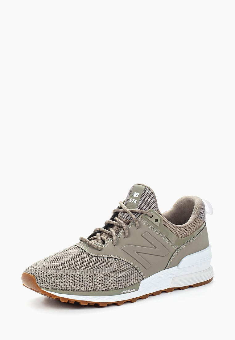 Кроссовки New Balance - цвет: серый, Вьетнам, NE007AMAOYN1  - купить со скидкой