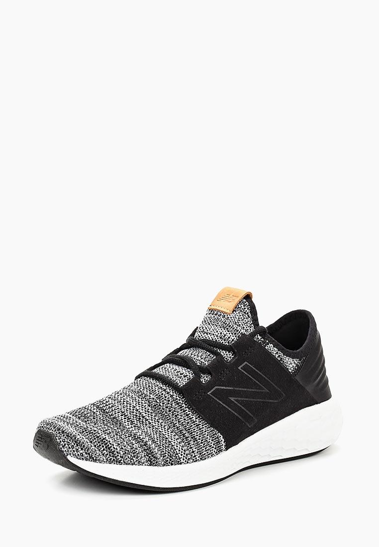 Купить Кроссовки New Balance - цвет: серый, Вьетнам, NE007AMBZPJ6
