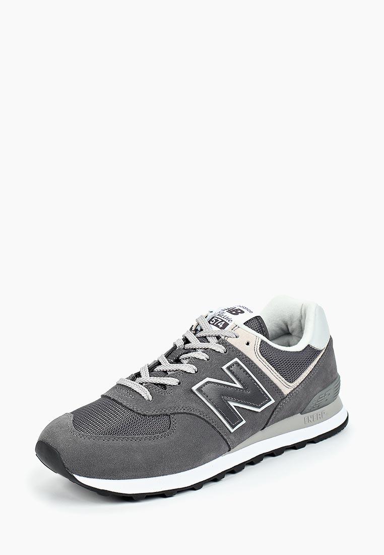 Купить Кроссовки New Balance - цвет: серый, Вьетнам, NE007AMCWCQ2
