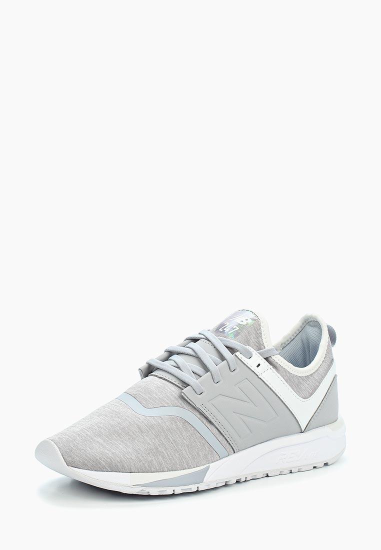 Кроссовки New Balance - цвет: серый, Китай, NE007AWBPRY2  - купить со скидкой