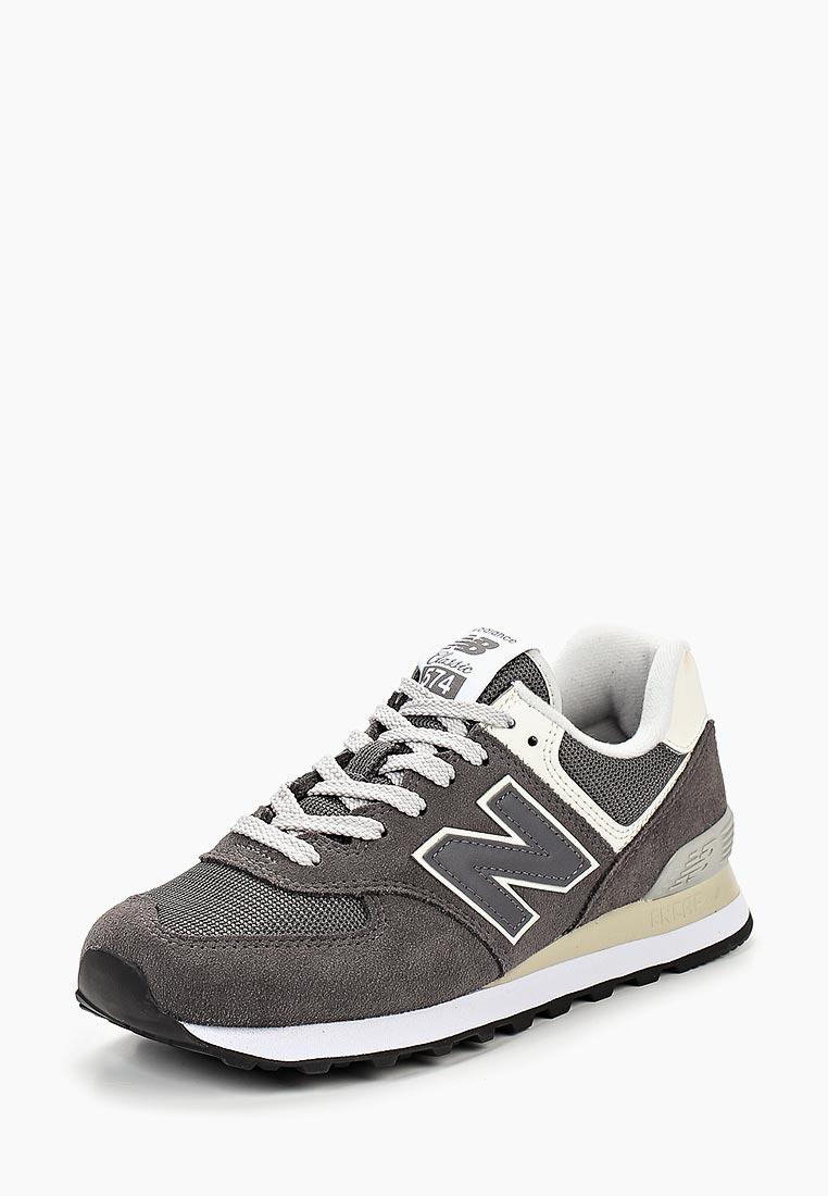 Кроссовки New Balance - цвет: серый, Китай, NE007AWBZQM4  - купить со скидкой