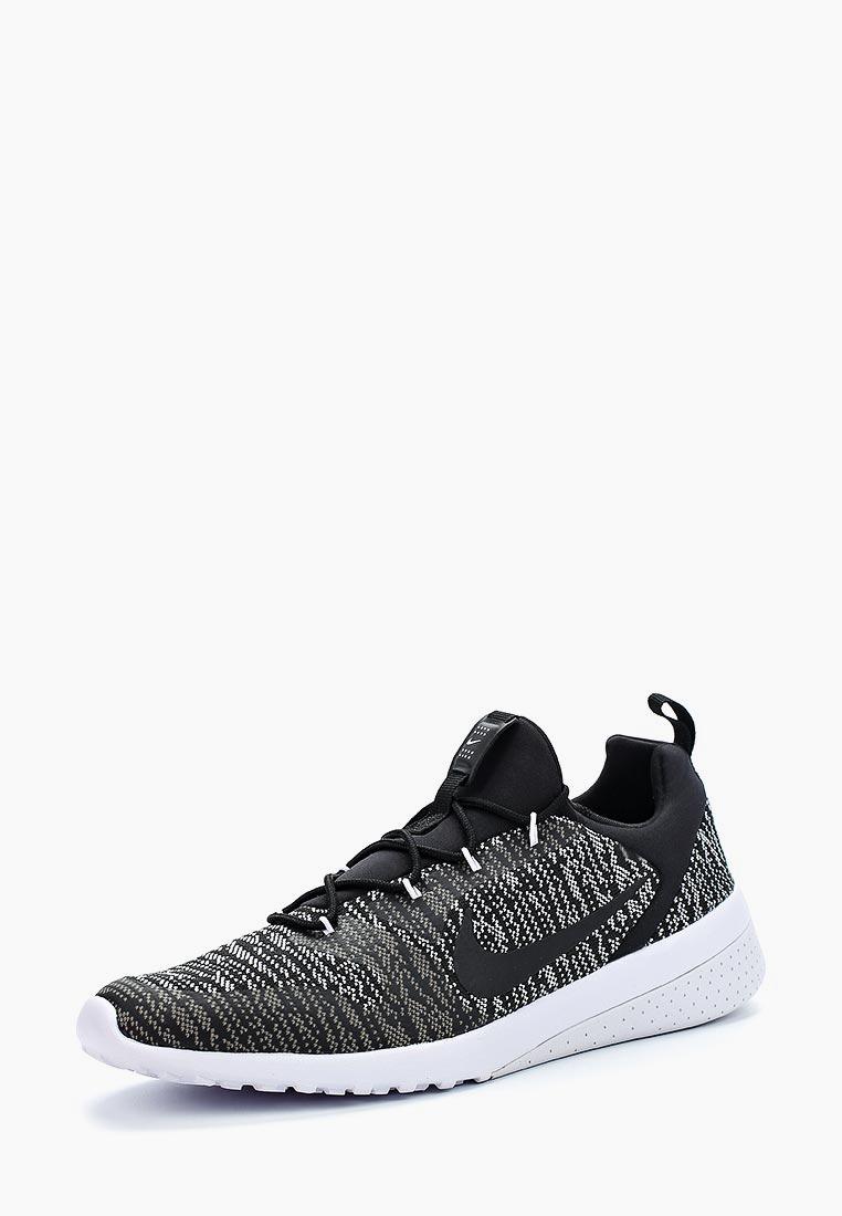 Кроссовки Nike - цвет: черный, Индонезия, NI464AMBBOK2  - купить со скидкой