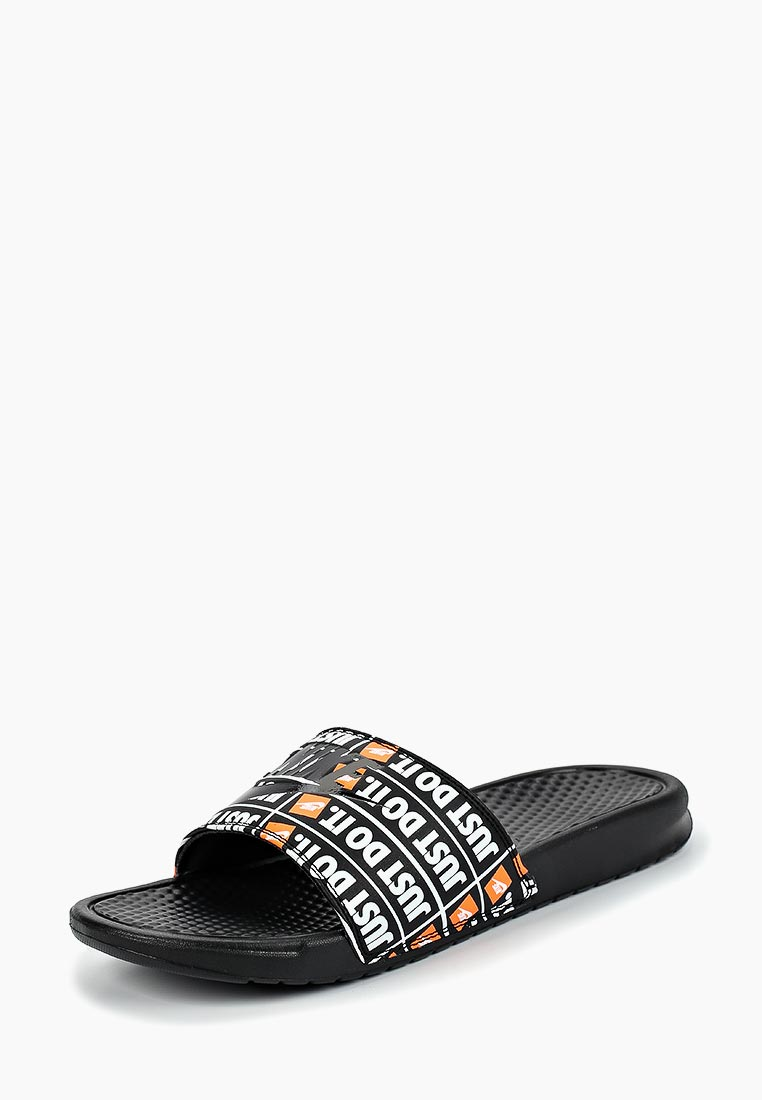 Купить Сланцы Nike - цвет: черный, Индонезия, NI464AMBWQK9
