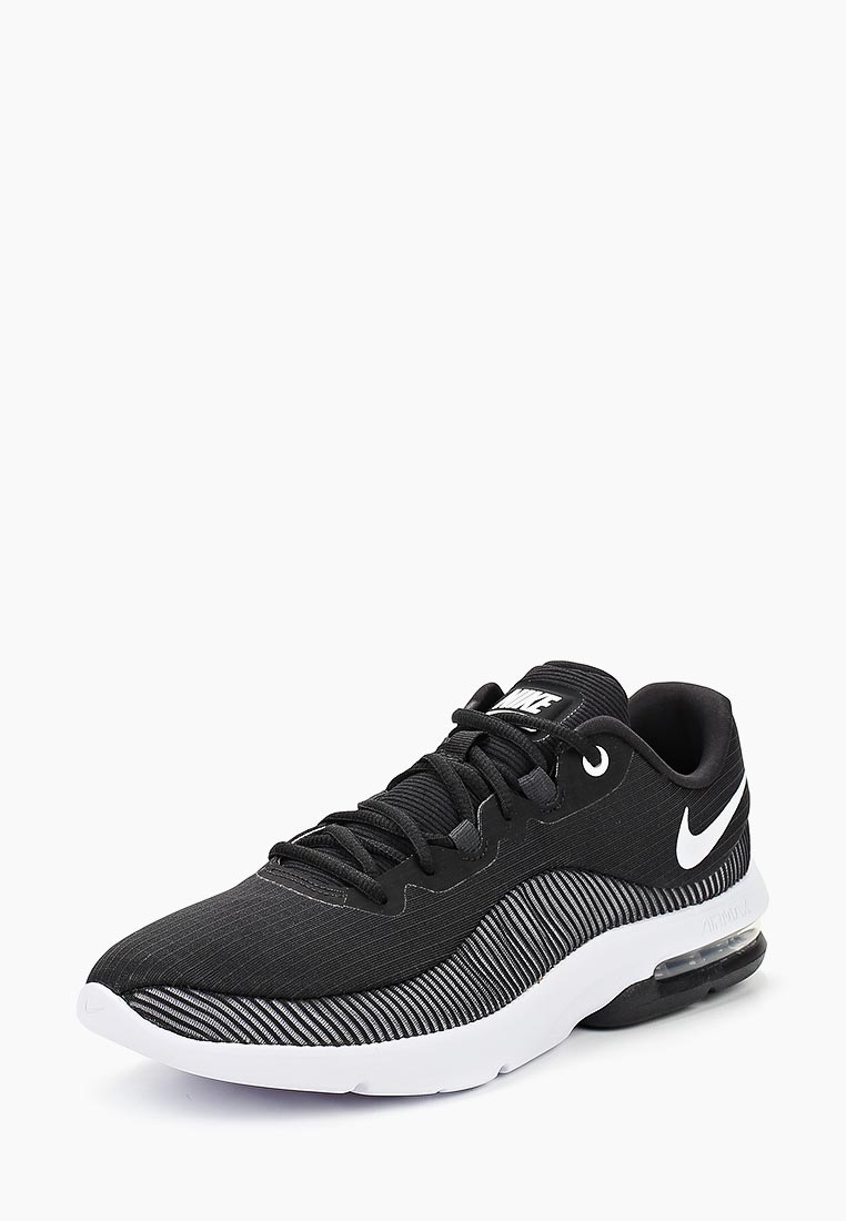 Кроссовки Nike - цвет: черный, Вьетнам, NI464AMBWQZ9  - купить со скидкой