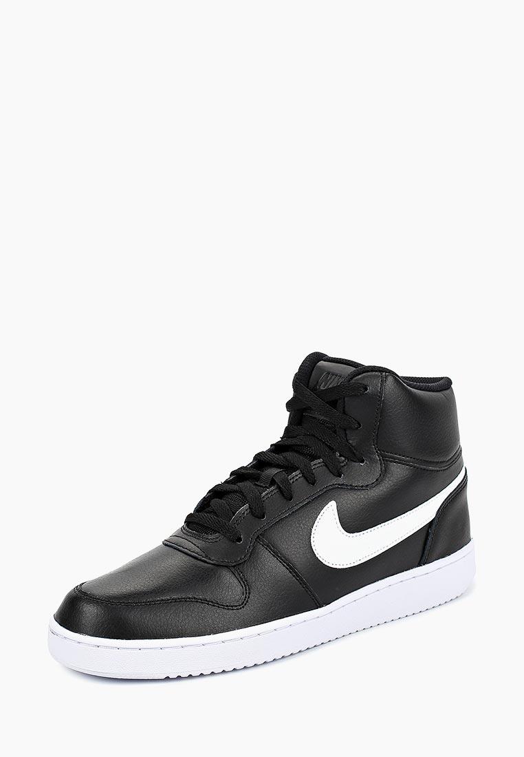 Купить Кеды Nike - цвет: черный, Индия, NI464AMBWRR7