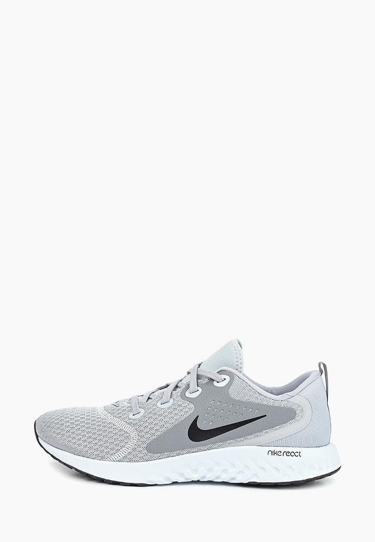 Кроссовки Nike - цвет: серый, Вьетнам, NI464AMDNAZ8  - купить со скидкой