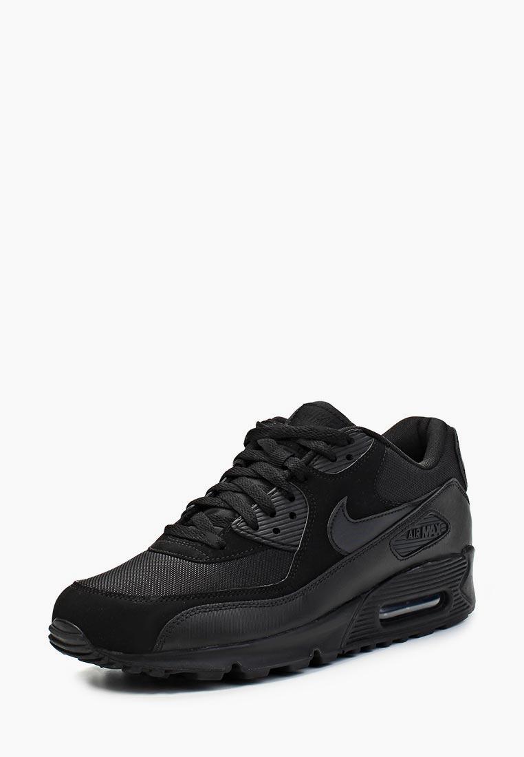 Кроссовки Nike - цвет: черный, NI464AMFB556  - купить со скидкой