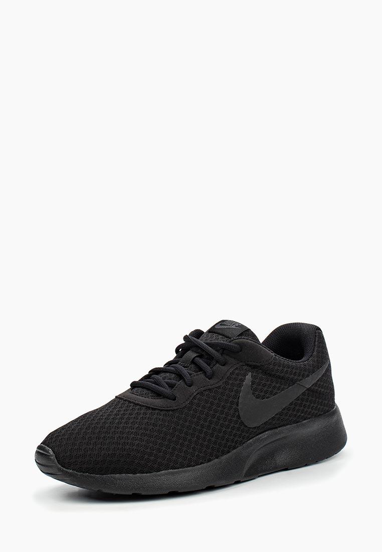 Кроссовки Nike - цвет: черный, Вьетнам, NI464AMPKG25  - купить со скидкой