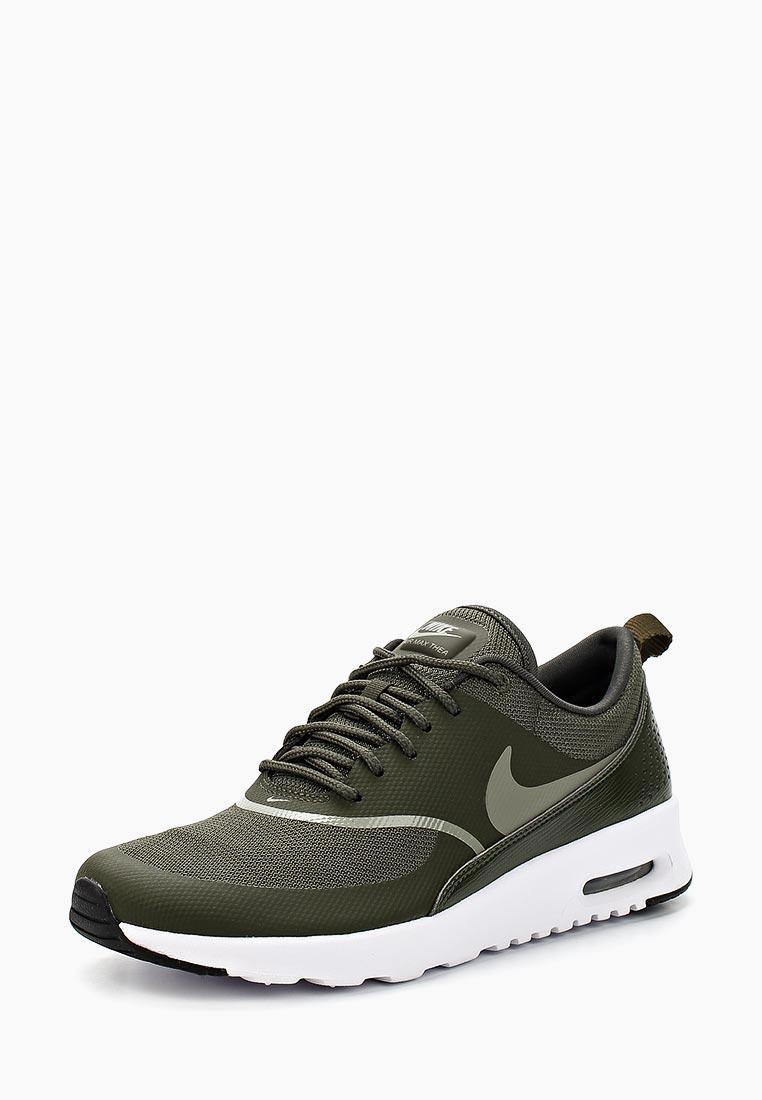 Купить Кроссовки Nike - цвет: хаки, Китай, NI464AWAAQG6