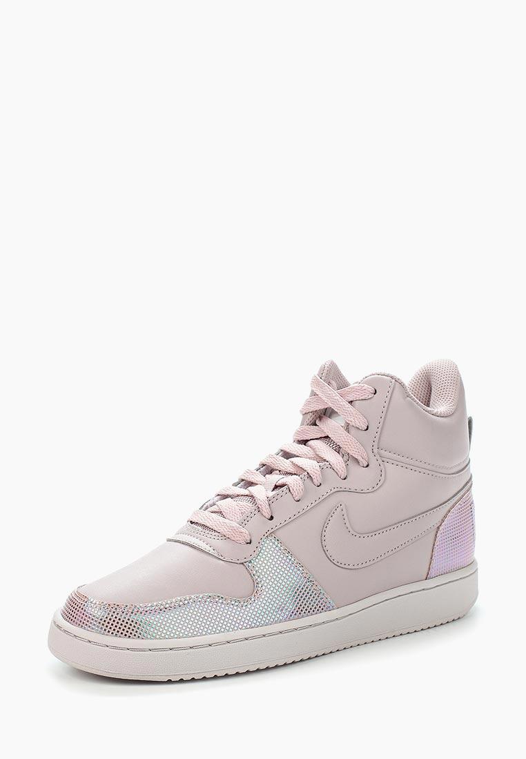 Кеды Nike - цвет: розовый, Индия, NI464AWAARA9  - купить со скидкой