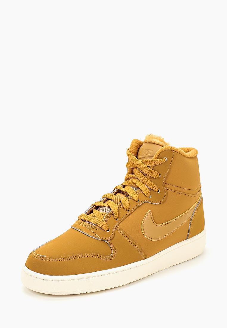 Купить Кеды Nike - цвет: желтый, Индия, NI464AWCMIN0