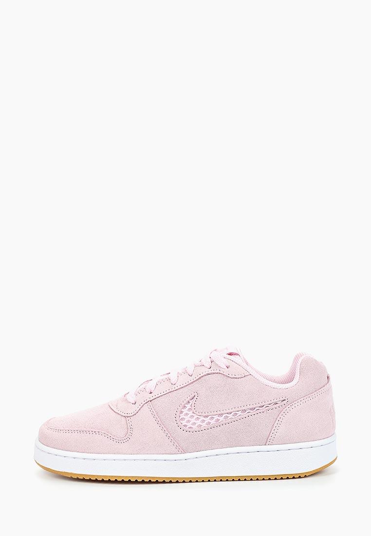 Кеды Nike - цвет: розовый, Вьетнам, NI464AWDNCA4  - купить со скидкой