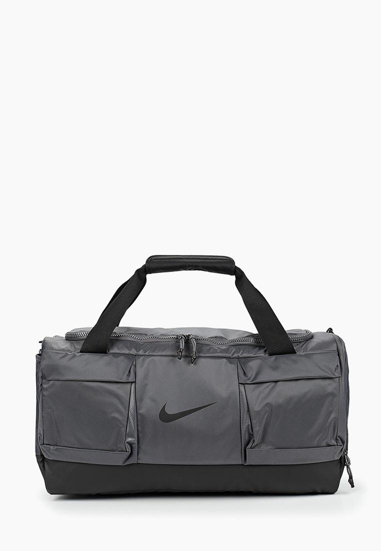 Купить Сумка спортивная Nike - цвет: серый, Китай, NI464BMDMZC0