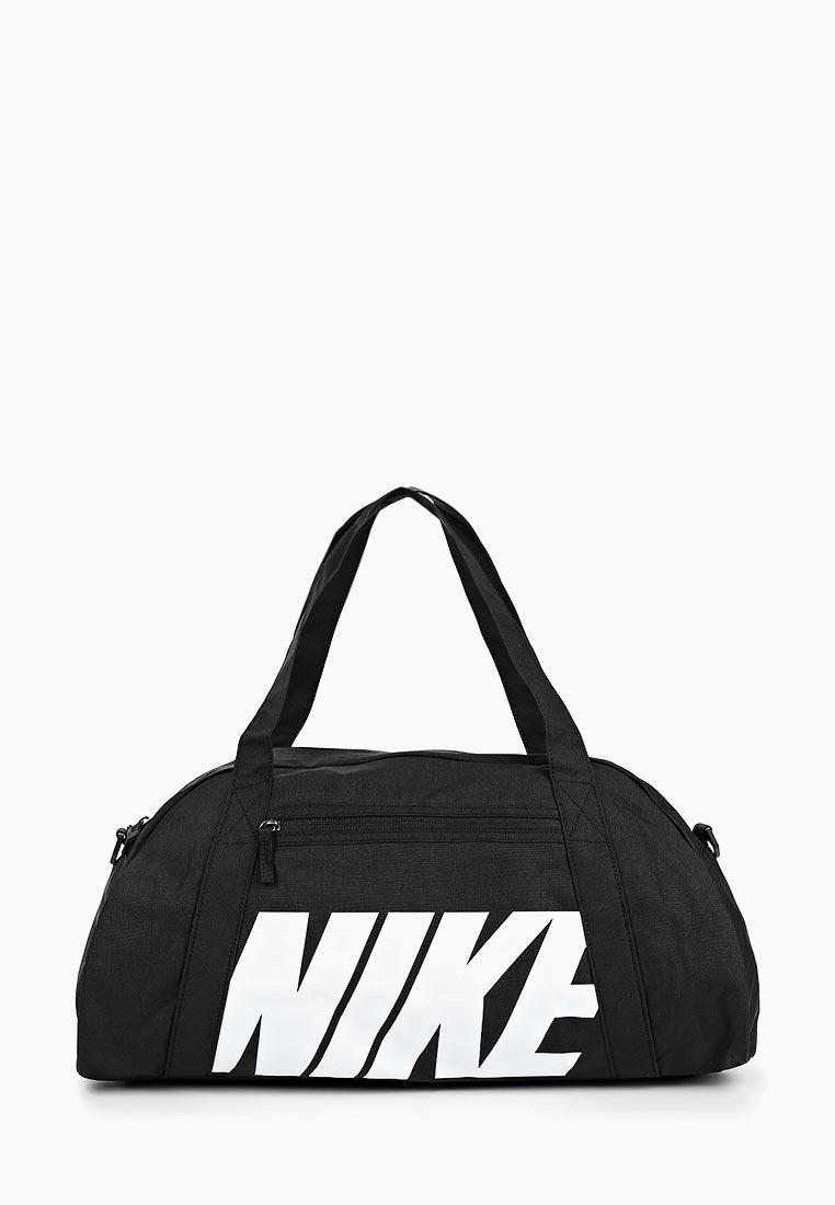 Купить Сумка спортивная Nike - цвет: черный, Индонезия, NI464BWDMZB4