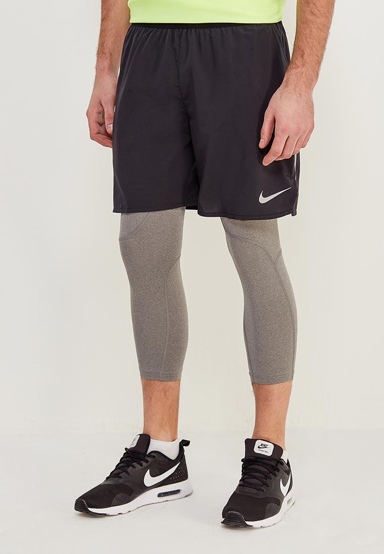 Купить Тайтсы Nike - цвет: серый, Шри-Ланка, NI464EMAABS0