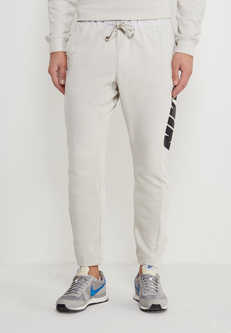 Купить Брюки спортивные Nike - цвет: бежевый, Китай, NI464EMAACA4