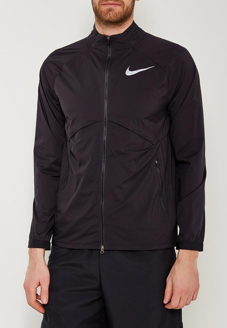 Купить Ветровка Nike - цвет: черный, Вьетнам, NI464EMAACJ6