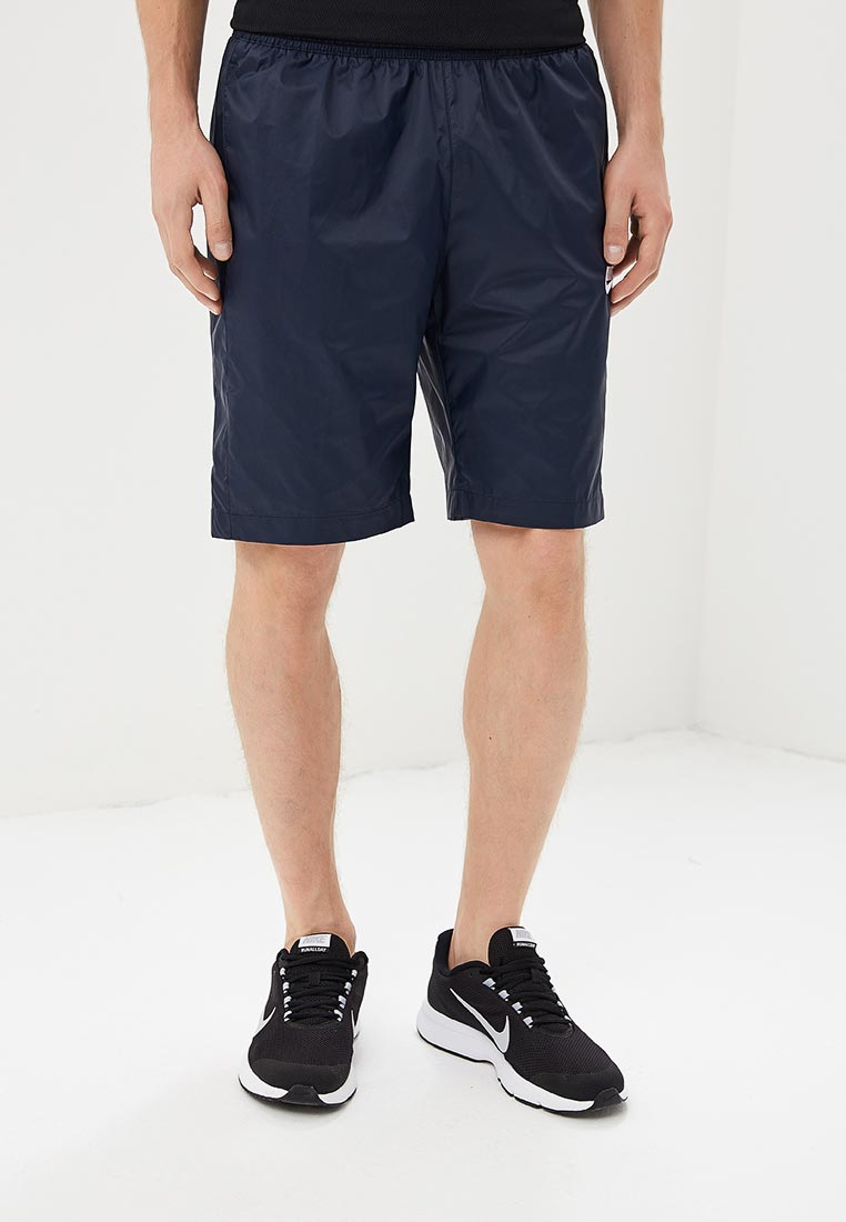 Купить Шорты спортивные Nike - цвет: синий, Вьетнам, NI464EMBWHR7