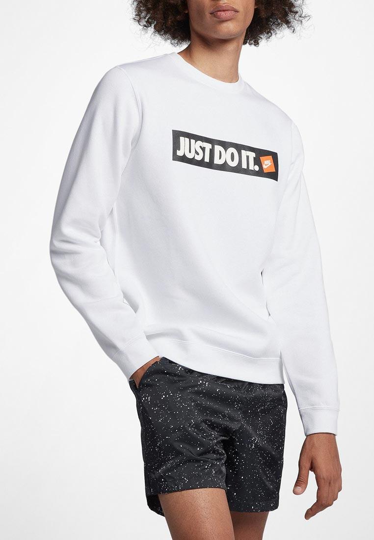 Купить Свитшот Nike - цвет: белый, Камбоджа, NI464EMBWIB9