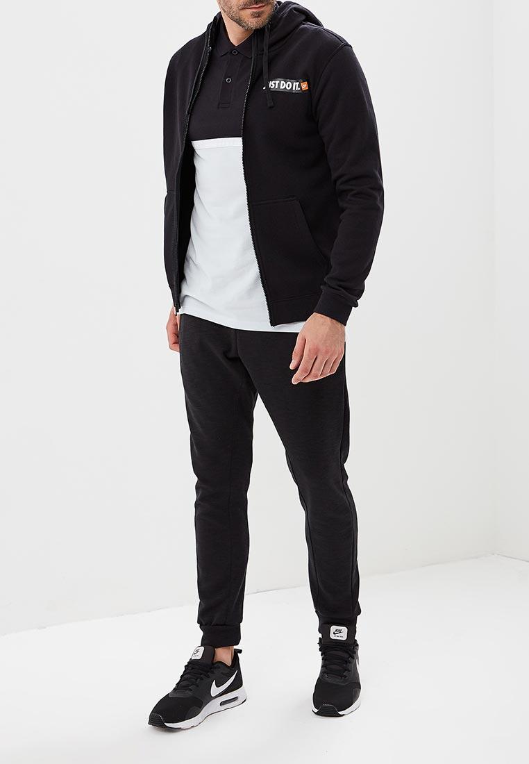 Купить Толстовка Nike - цвет: черный, Камбоджа, NI464EMBWIC2