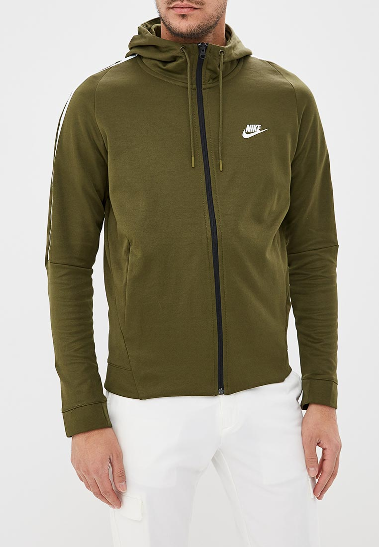 Купить Толстовка Nike - цвет: хаки, Вьетнам, NI464EMCMIR3