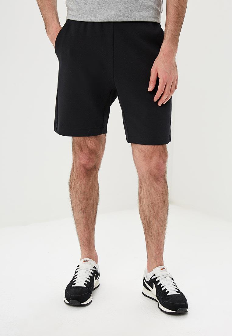 Купить Шорты спортивные Nike - цвет: черный, Камбоджа, NI464EMDNDF5