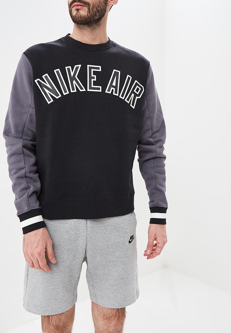 Купить Свитшот Nike - цвет: черный, Камбоджа, NI464EMDNDO2