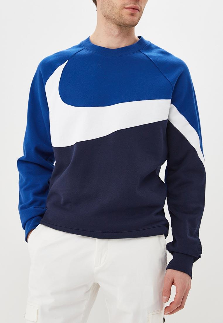 Купить Свитшот Nike - цвет: синий, Камбоджа, NI464EMDNDO8