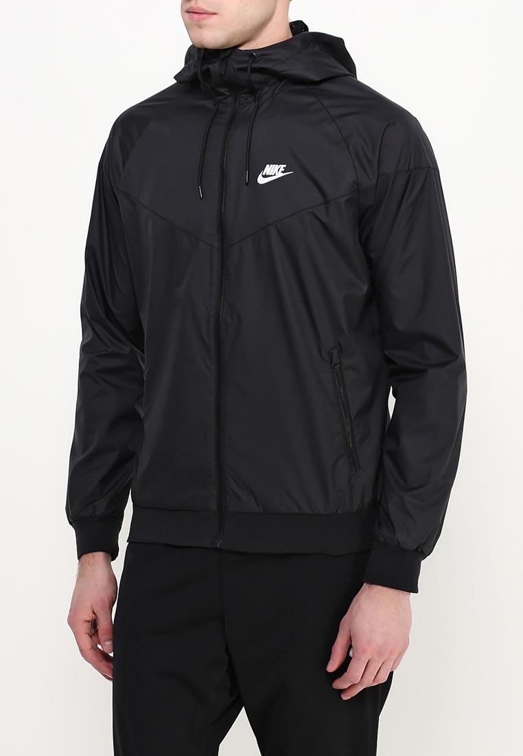 Купить Ветровка Nike - цвет: черный, Вьетнам, NI464EMHAZ89
