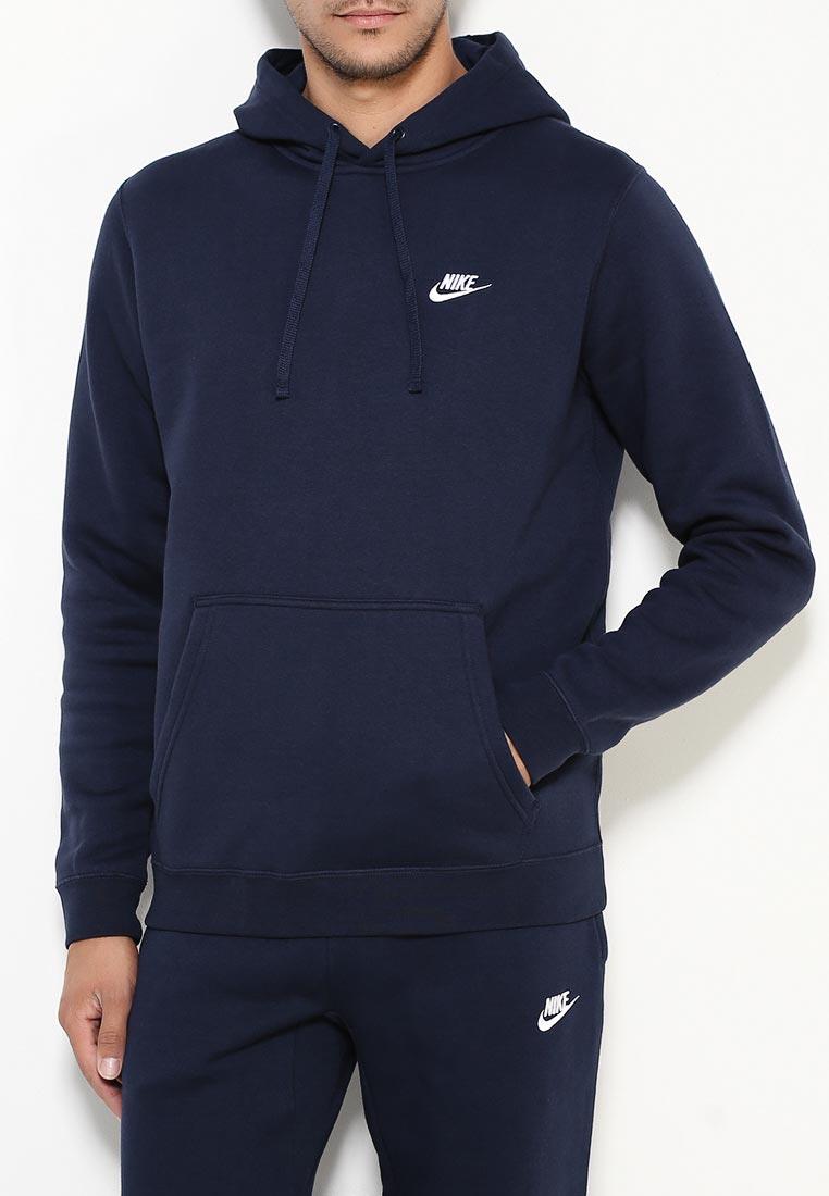 Купить Худи Nike - цвет: синий, Пакистан, NI464EMJFP16