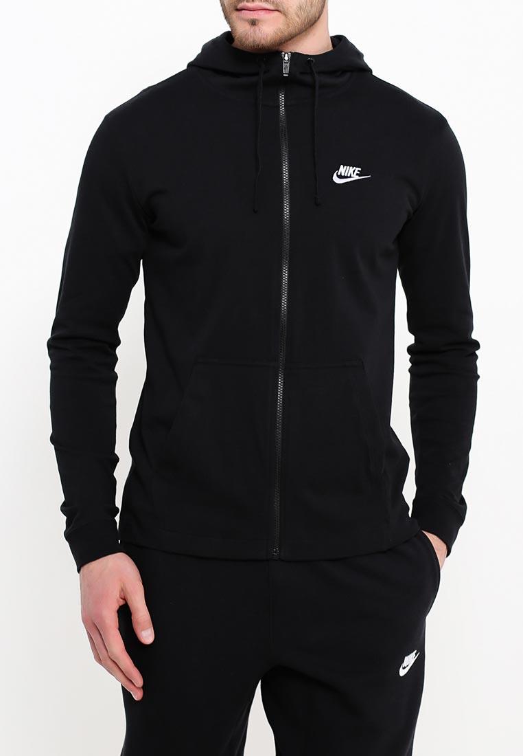Купить Толстовка Nike - цвет: черный, Камбоджа, NI464EMRYX50