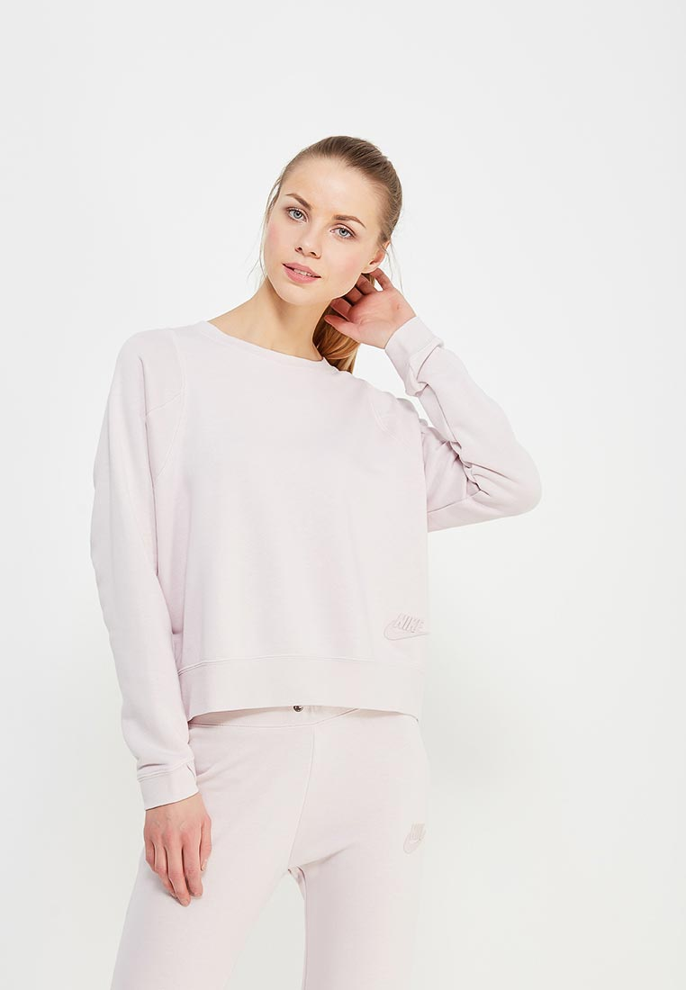 Купить Свитшот Nike - цвет: розовый, Камбоджа, NI464EWAADZ5