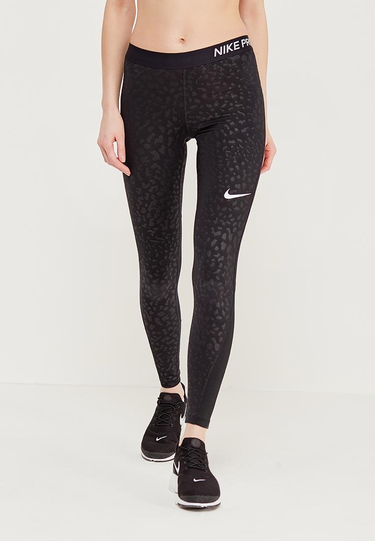 Купить Тайтсы Nike - цвет: черный, Вьетнам, NI464EWAAEQ3