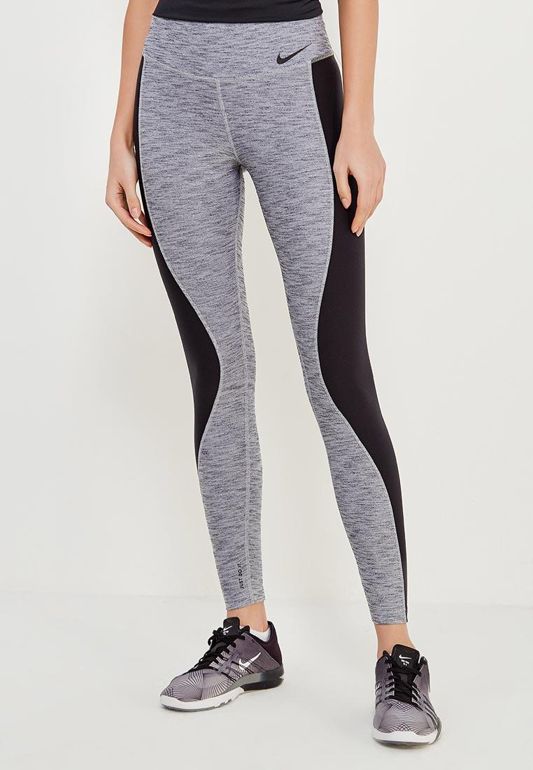 Купить Тайтсы Nike - цвет: серый, Шри-Ланка, NI464EWAAFA4