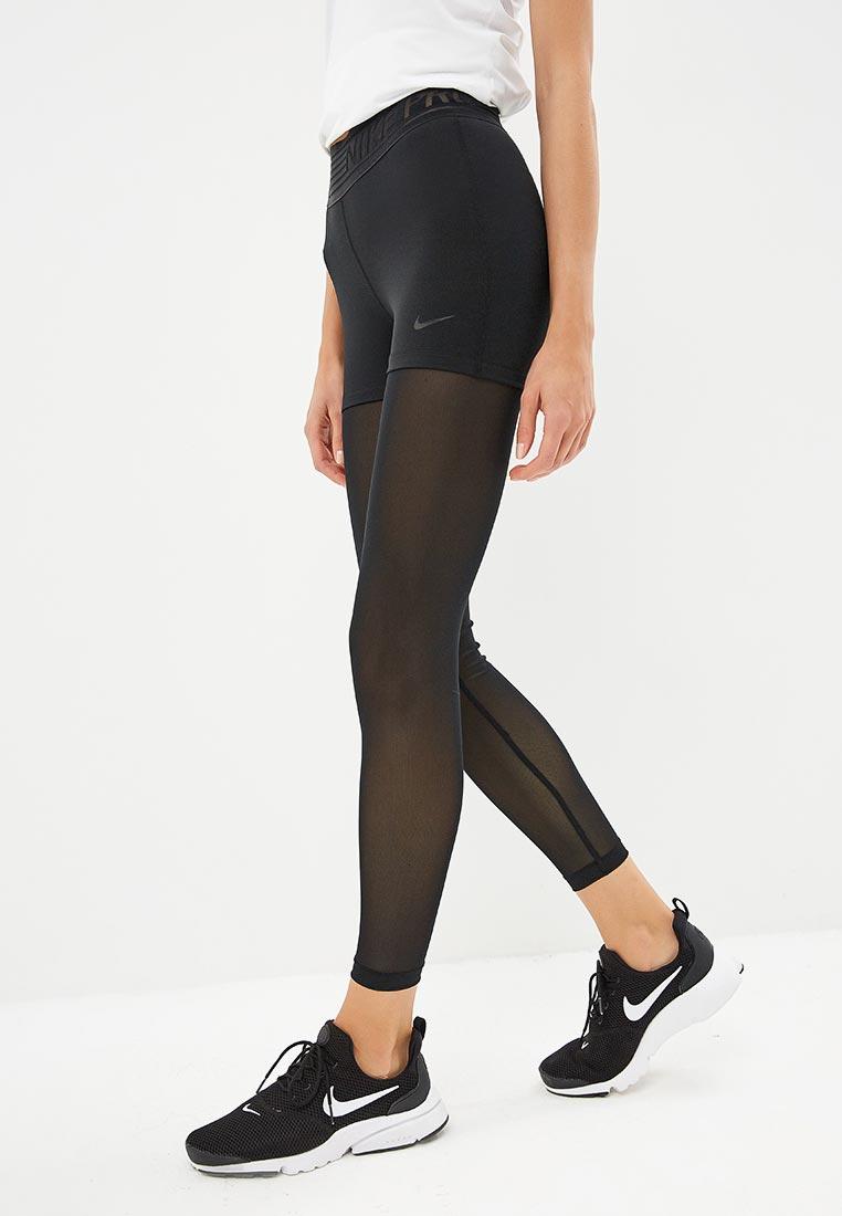 Купить Тайтсы Nike - цвет: черный, Шри-Ланка, NI464EWBBKZ0