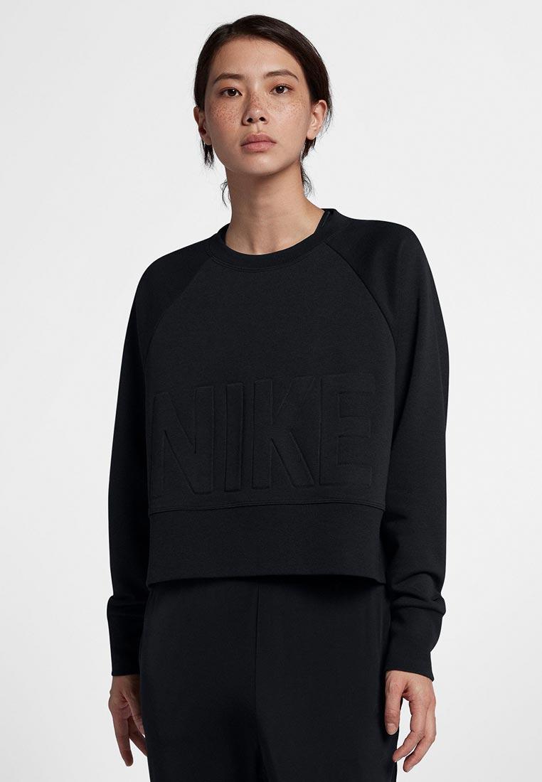 Купить Свитшот Nike - цвет: черный, Китай, NI464EWBWKP0
