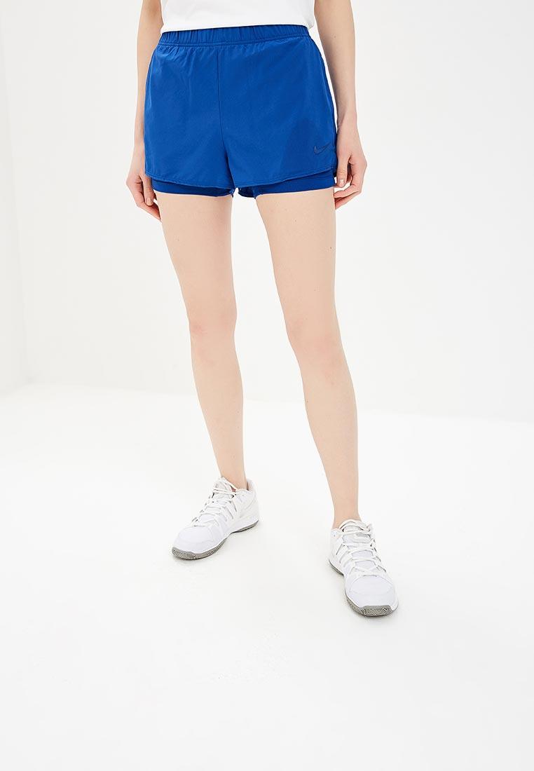 Купить Шорты спортивные Nike - цвет: синий, Камбоджа, NI464EWDNME5