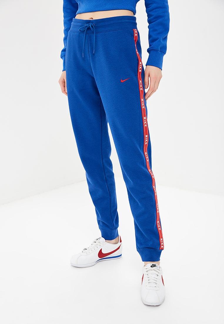 Купить Брюки спортивные Nike - цвет: синий, Камбоджа, NI464EWDNNF0