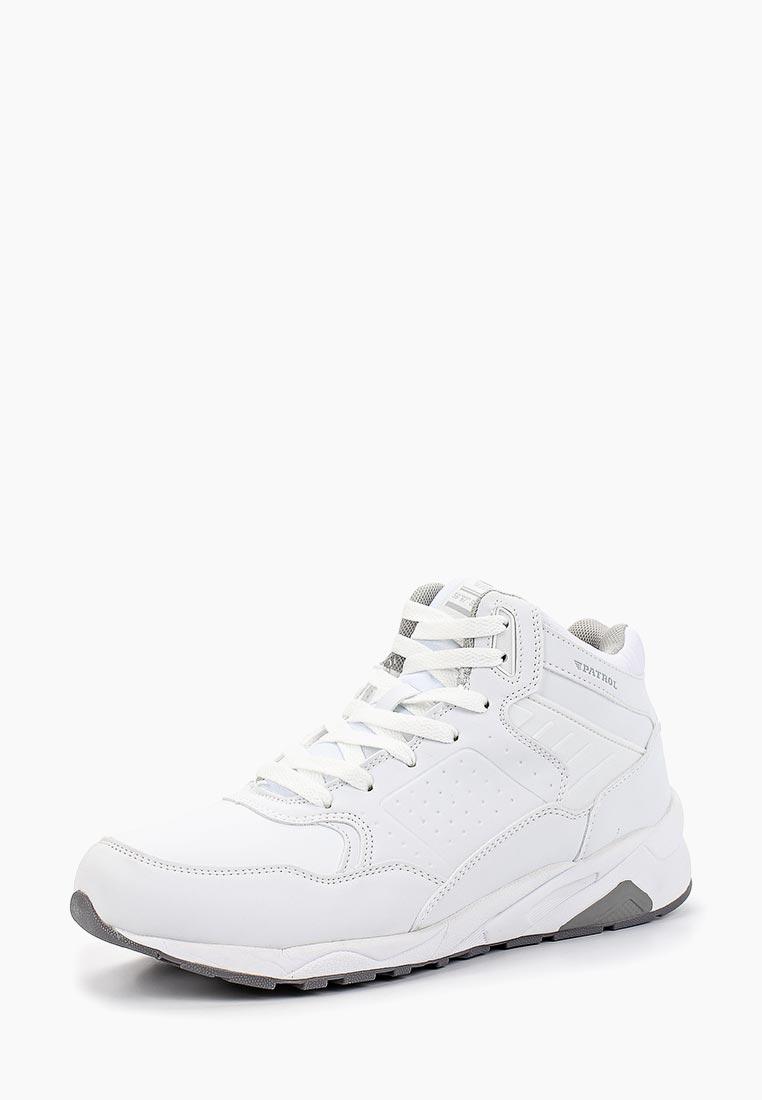 Купить Кроссовки Patrol - цвет: белый, Китай, PA050AMCNBI4