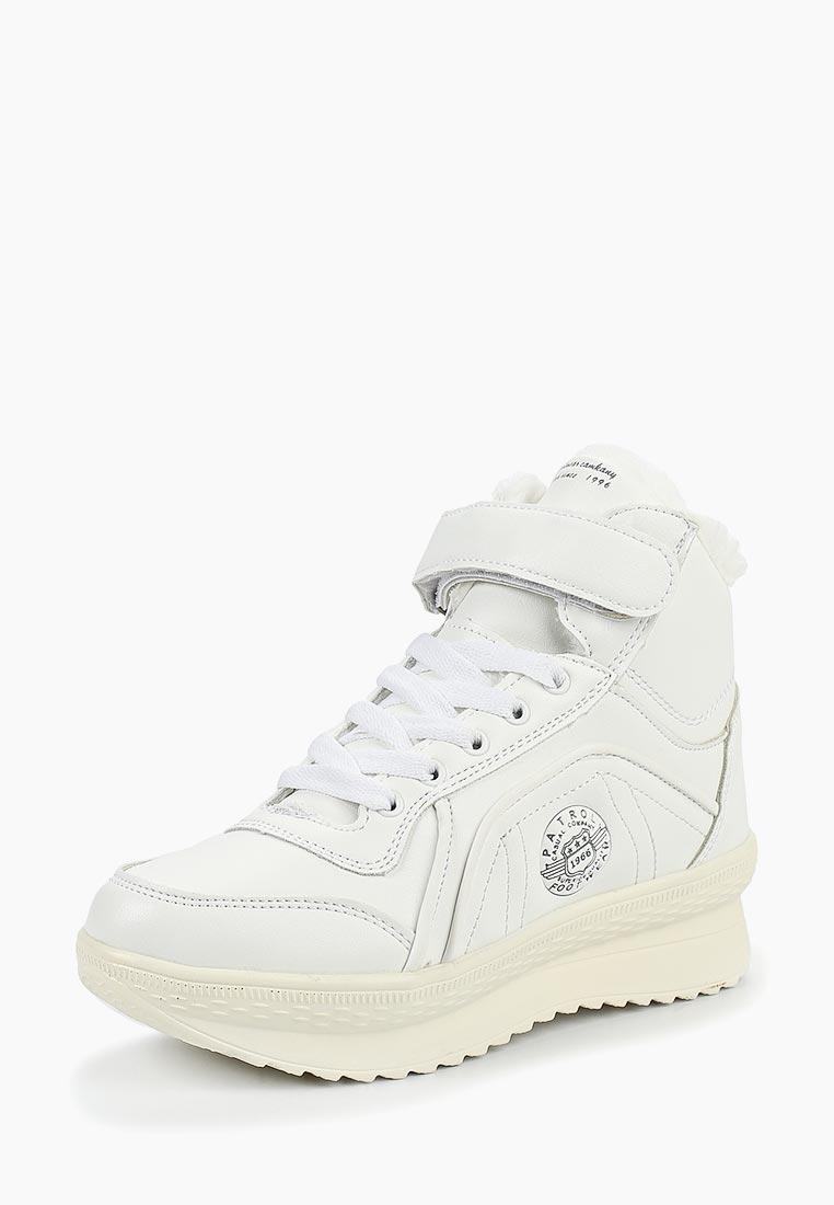 Купить Кроссовки Patrol - цвет: белый, Китай, PA050AWCQGH6
