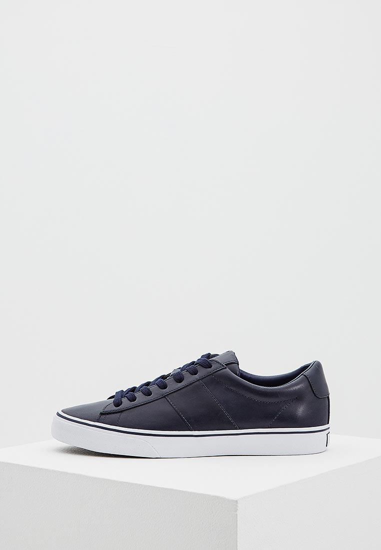 Купить Кеды Polo Ralph Lauren - цвет: синий, Китай, PO006AMASYL8