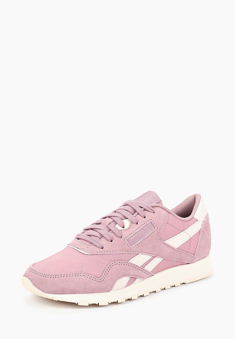Кроссовки Reebok Classics - цвет: розовый, Вьетнам, RE005AWCDLB7  - купить со скидкой
