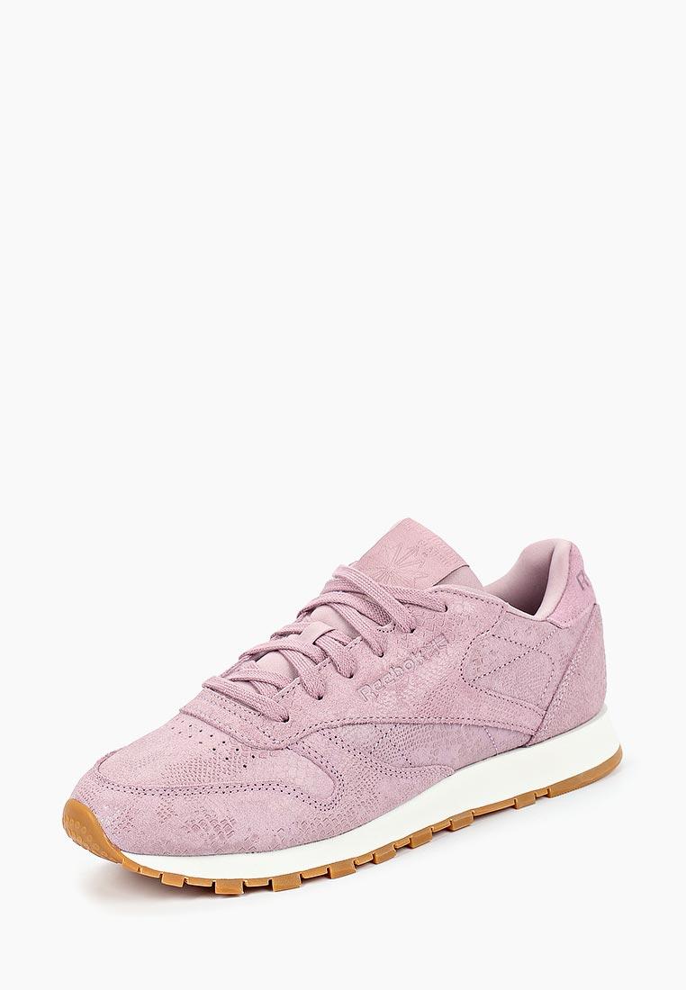 Купить Кроссовки Reebok Classics - цвет: розовый, Вьетнам, RE005AWCDLE2