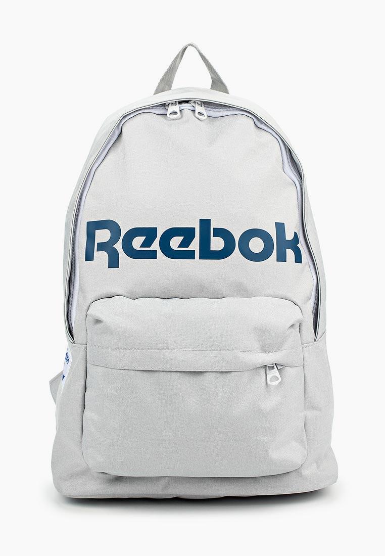 Купить Рюкзак Reebok Classics - цвет: серый, Китай, RE005BUJWA42